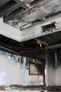 fire damage repair cumming